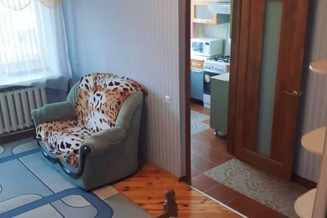 Сдается 1-комнатная квартира посуточно в Пинске, ул. Иркутско-Пинской Дивизии, 63.