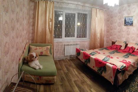 Сдается 2-комнатная квартира посуточно в Несвиже, Советская улица, 26.