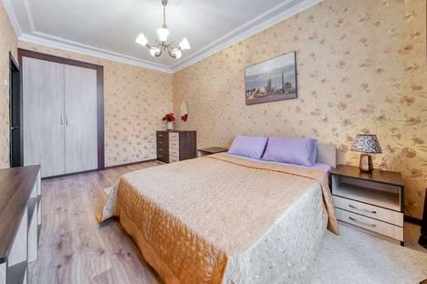 Сдается 2-комнатная квартира посуточно в Минске, улица Калинина, 3.