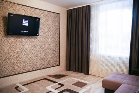 Сдается 1-комнатная квартира посуточно в Челябинске, улица Каслинская, 34.