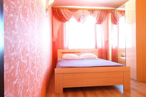 Сдается 2-комнатная квартира посуточно в Туле, улица М Горького, 1б.