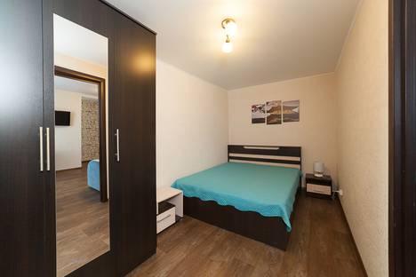 Сдается 2-комнатная квартира посуточно в Коломне, Окский проспект, 1.
