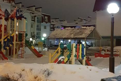 Сдается 1-комнатная квартира посуточно в Сергиевом Посаде, вознесенская 44.