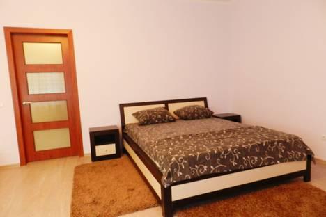 Сдается 1-комнатная квартира посуточно в Кишиневе, Chișinău, Strada Lev Tolstoi, 24/1.