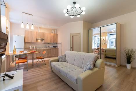 Сдается 1-комнатная квартира посуточно в Санкт-Петербурге, Большой проспект Петроградской стороны, 38-40.
