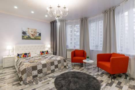 Сдается 1-комнатная квартира посуточно в Санкт-Петербурге, Дивенская улица, 5.