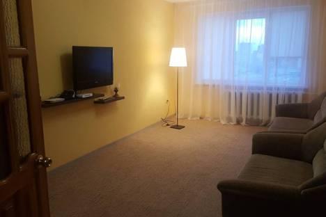 Сдается 2-комнатная квартира посуточно в Бресте, улица Кирова, 16.