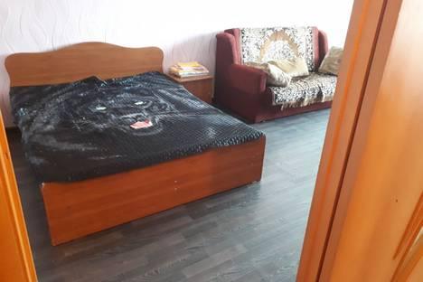 Сдается 1-комнатная квартира посуточно в Хабаровске, улица Ленинградская, 5.