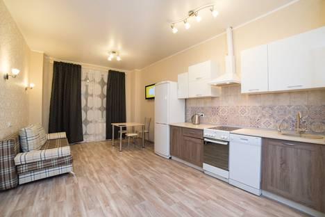 Сдается 1-комнатная квартира посуточно в Челябинске, улица Героя Яковлева, 7.
