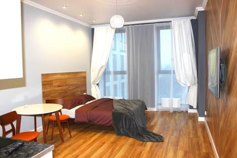 Сдается 1-комнатная квартира посуточно в Уфе, Республика Башкортостан,Верхнеторговая площадь, 4.