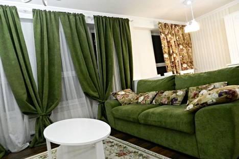 Сдается 1-комнатная квартира посуточно в Кишиневе, Chișinău, Bulevardul Decebal, 6/1.