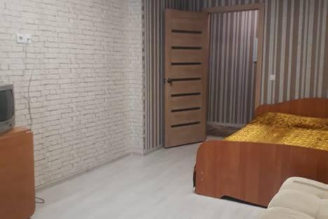 Сдается 1-комнатная квартира посуточно в Уфе, улица Глумилинская, 4.