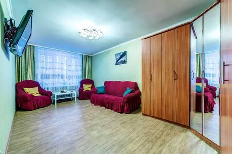 Сдается 2-комнатная квартира посуточно в Щёлкове, улица Шмидта, 6.