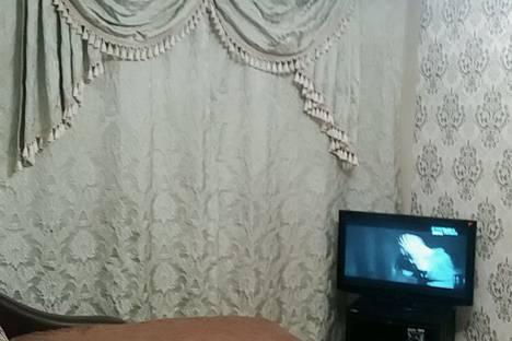 Сдается 1-комнатная квартира посуточно в Нур-Султане (Астане), проспект Сарыарка, 11.