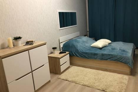 Сдается 1-комнатная квартира посуточно в Перми, улица Революции, 48б.