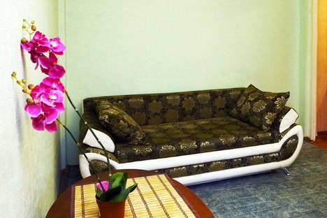 Сдается 2-комнатная квартира посуточно в Улан-Удэ, Профсоюзная улица, 42.