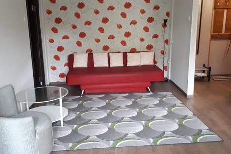 Сдается 2-комнатная квартира посуточно в Дзержинске, улица Грибоедова 23/10.