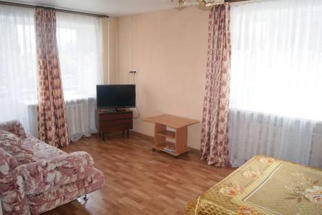 Сдается 1-комнатная квартира посуточно в Кемерове, улица Дзержинского, дом 2-б.