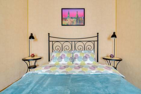 Сдается 2-комнатная квартира посуточно в Москве, Кутузовский проспект, 25.