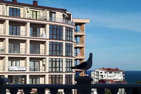 Сдается 1-комнатная квартира посуточно в Ялте, Морской спуск 9.