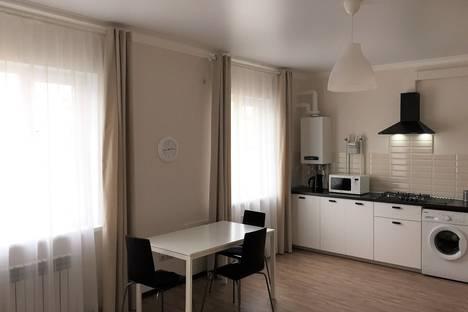 Сдается 1-комнатная квартира посуточно в Темрюке, улица Анджиевского, 55.