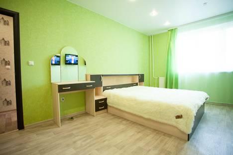 Сдается 1-комнатная квартира посуточно, улица Пермякова, 77.