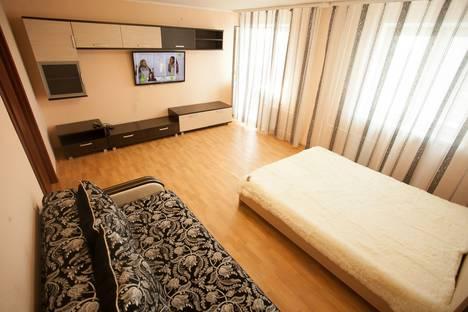 Сдается 2-комнатная квартира посуточно в Тюмени, улица Пермякова, 82.