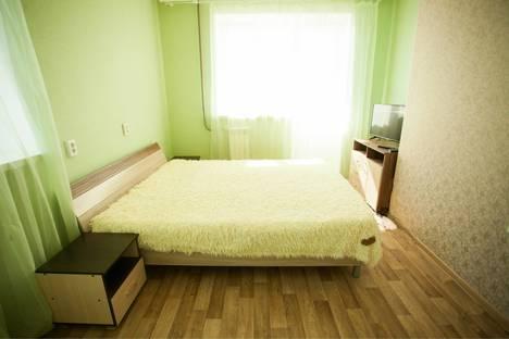 Сдается 2-комнатная квартира посуточно в Тюмени, улица Николая Зелинского, 5.