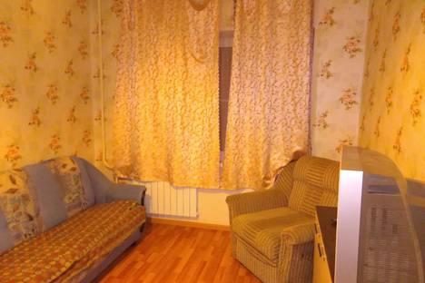 Сдается 1-комнатная квартира посуточно, проспект Ленинградский, 360.