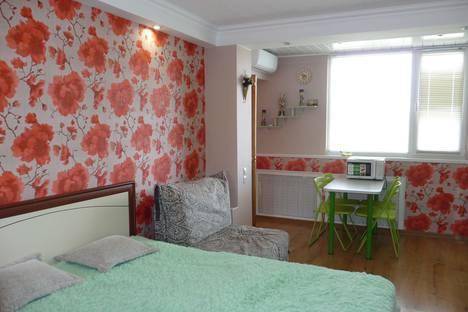 Сдается 2-комнатная квартира посуточно в Железноводске, ул.Ленина, 8.