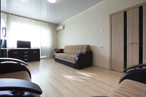 Сдается 2-комнатная квартира посуточно в Астрахани, улица Генерала Герасименко, 4.