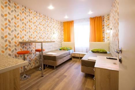 Сдается комната посуточно в Красноярске, улица Батурина, 5Д.