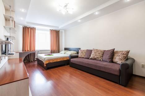 Сдается 1-комнатная квартира посуточно в Барнауле, Красноармейский проспект 69 б.