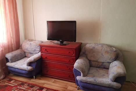 Сдается 1-комнатная квартира посуточно в Норильске, улица Нансена, 60.