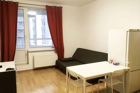 Сдается 1-комнатная квартира посуточно, Кудрово, проспект Строителей, 20 корпус 2.