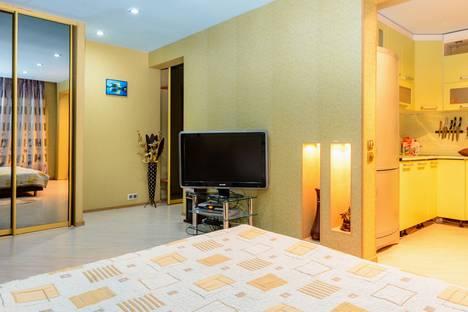 Сдается 1-комнатная квартира посуточно, улица Гагарина, 9.