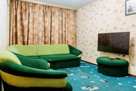Сдается 1-комнатная квартира посуточно в Воркуте, улица Ленина, 68А.
