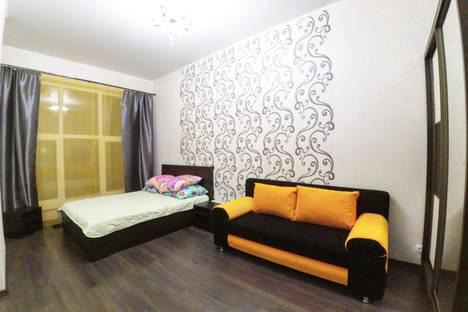 Сдается 2-комнатная квартира посуточно в Казани, Роторная улица, 27в.