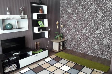 Сдается 1-комнатная квартира посуточно в Лиде, проспект Победы, 19.