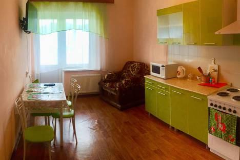 Сдается 3-комнатная квартира посуточно в Цемдолине, Новороссийск, Анапское шоссе, 53.