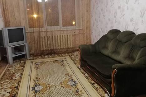 Сдается 2-комнатная квартира посуточно в Белгороде, улица Щорса, 45м.