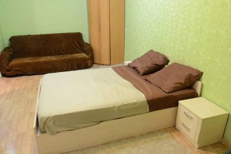 Сдается 1-комнатная квартира посуточно в Подольске, улица Гайдара, 13.