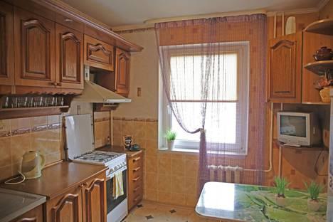Сдается 3-комнатная квартира посуточно в Лиде, улица Тухачевского, 97.