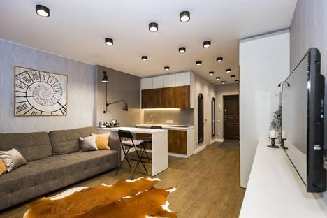 Сдается 1-комнатная квартира посуточно в Новосибирске, улица Красноярская, 107.