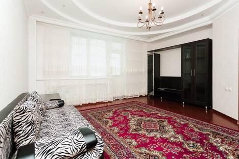 Сдается 2-комнатная квартира посуточно в Нур-Султане (Астане), улица Динмухамеда Кунаева14/1.