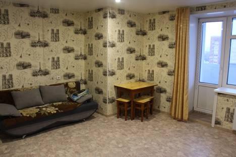 Сдается 1-комнатная квартира посуточно в Благовещенске, Октябрьская улица, 221.