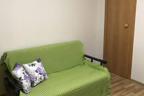 Сдается 1-комнатная квартира посуточно, улица Горького, 14.