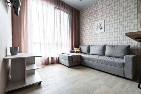 Сдается 3-комнатная квартира посуточно в Адлере, улица Кувшинок, 8.