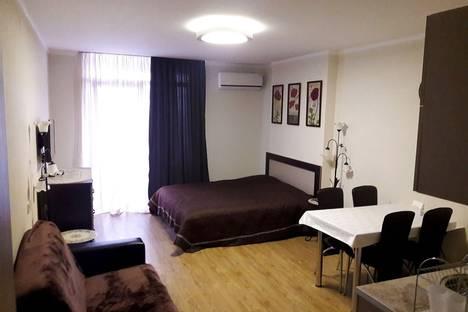 Сдается 1-комнатная квартира посуточно в Батуми, Ул.Кобаладзе.
