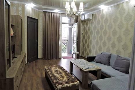 Сдается 3-комнатная квартира посуточно, Ул. Вахтанга Горгасали.